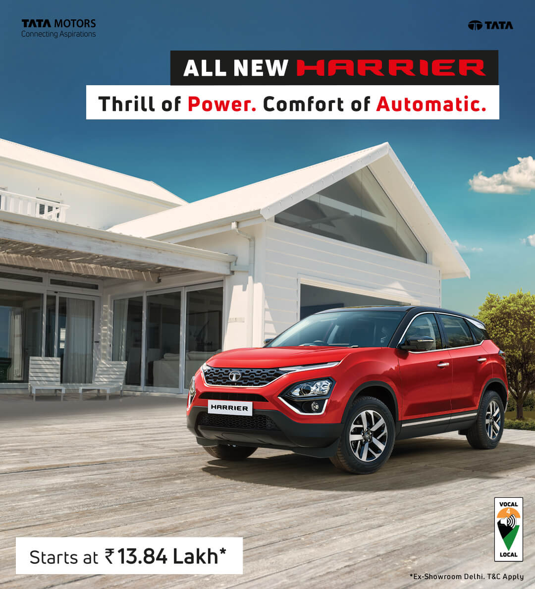 Tata Harrier Check Harrier Images Variants Features Specs Car Review