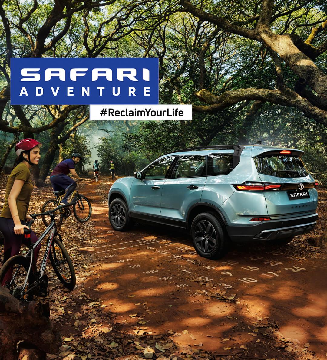 Tata Safari Adventure Persona Explore New Features Specifications More